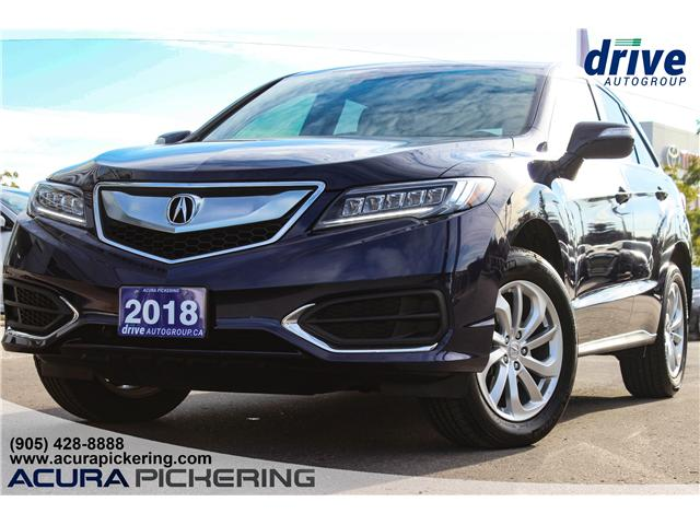 Used Cars SUVs Trucks For Sale In Pickering Acura Pickering - Acura suv used