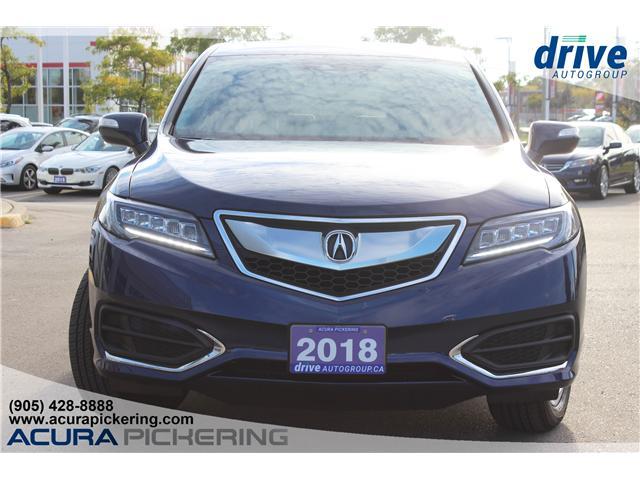2018 Acura RDX Tech (Stk: AP4677) in Pickering - Image 3 of 36