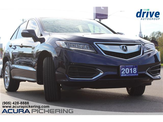 2018 Acura RDX Tech (Stk: AP4677) in Pickering - Image 4 of 36
