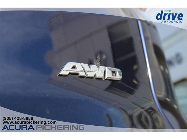 2018 Acura RDX Tech (Stk: AP4677) in Pickering - Image 32 of 36