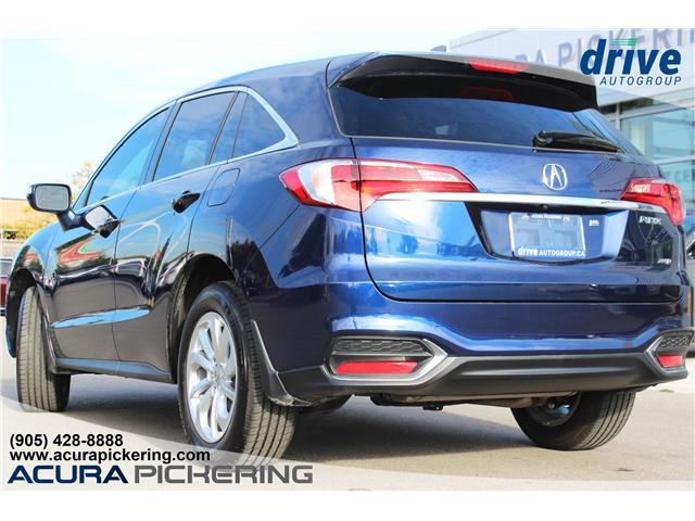 2018 Acura RDX Tech (Stk: AP4677) in Pickering - Image 8 of 36