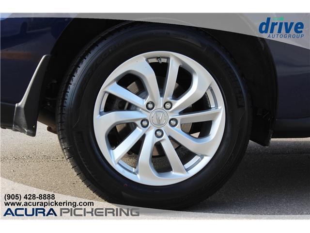 2018 Acura RDX Tech (Stk: AP4677) in Pickering - Image 28 of 36