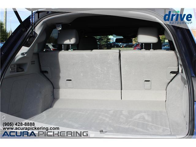 2018 Acura RDX Tech (Stk: AP4677) in Pickering - Image 29 of 36