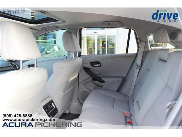 2018 Acura RDX Tech (Stk: AP4677) in Pickering - Image 33 of 36