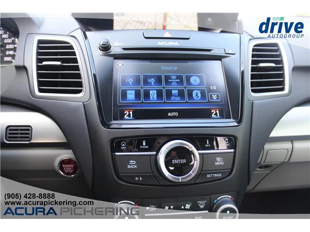 2018 Acura RDX Tech (Stk: AP4677) in Pickering - Image 15 of 36