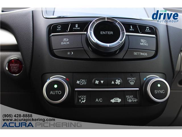 2018 Acura RDX Tech (Stk: AP4677) in Pickering - Image 16 of 36