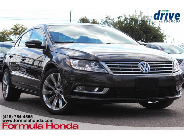 2014 Volkswagen CC Highline (Stk: 18-2196A) in Scarborough - Image 1 of 29