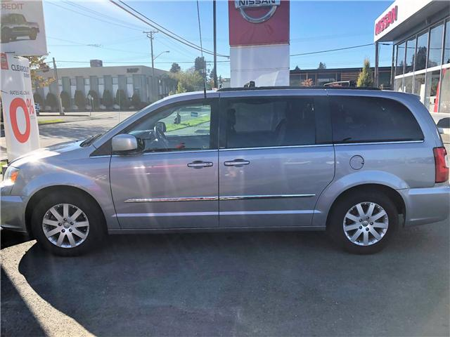 2014 Chrysler Town & Country Touring (Stk: P0019) in Duncan - Image 4 of 8