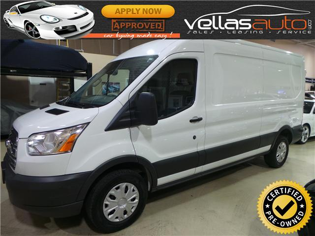 2017 Ford Transit-350  (Stk: NP2541) in Vaughan - Image 1 of 27