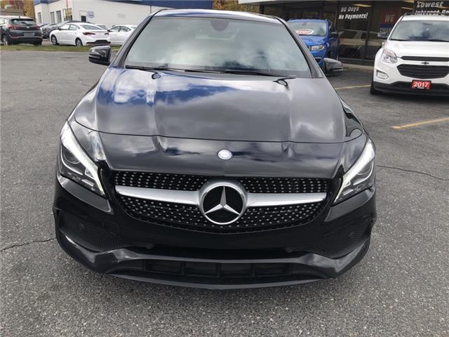2017 Mercedes-Benz CLA 250 Base (Stk: DF1536) in Sudbury - Image 2 of 20