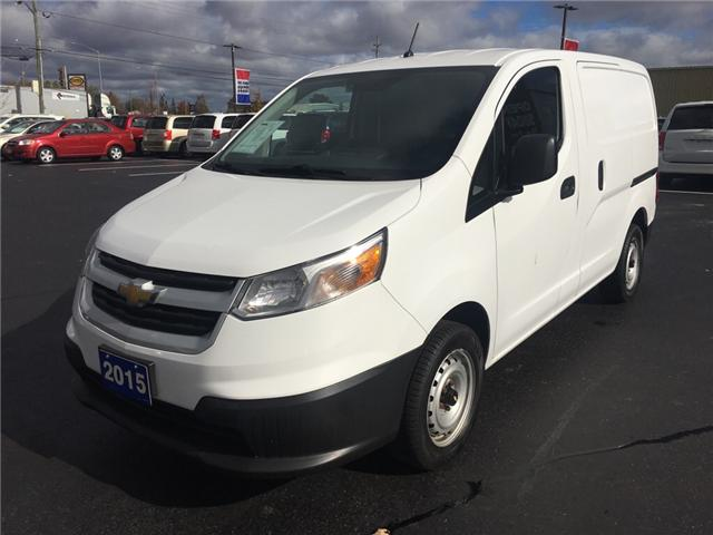 2015 Chevrolet City Express 1LT (Stk: 18488) in Sudbury - Image 2 of 6