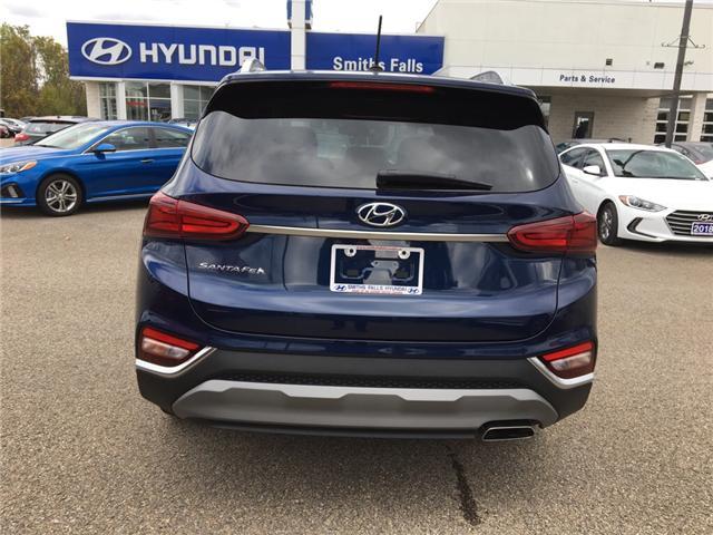 2019 Hyundai Santa Fe ESSENTIAL (Stk: 9583) in Smiths Falls - Image 4 of 11