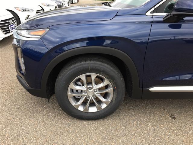 2019 Hyundai Santa Fe ESSENTIAL (Stk: 9583) in Smiths Falls - Image 6 of 11