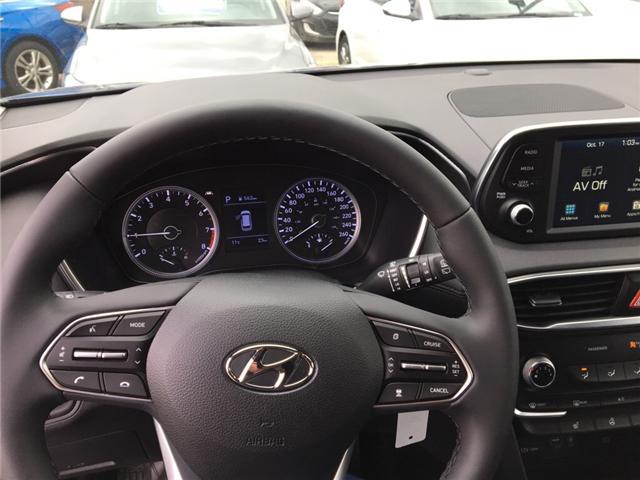 2019 Hyundai Santa Fe ESSENTIAL (Stk: 9583) in Smiths Falls - Image 10 of 11
