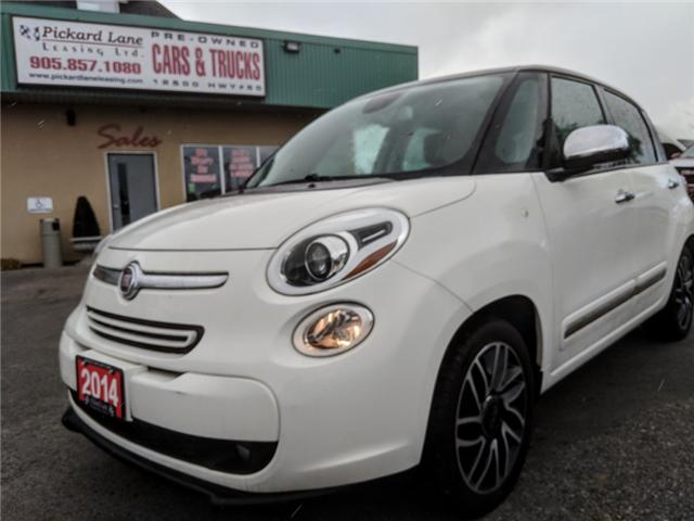 2014 Fiat 500L Lounge (Stk: ) in Bolton - Image 1 of 22