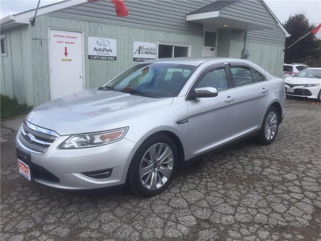 2012 Ford Taurus Limited (Stk: -) in Kincardine - Image 1 of 14