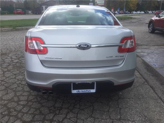 2012 Ford Taurus Limited (Stk: -) in Kincardine - Image 4 of 14