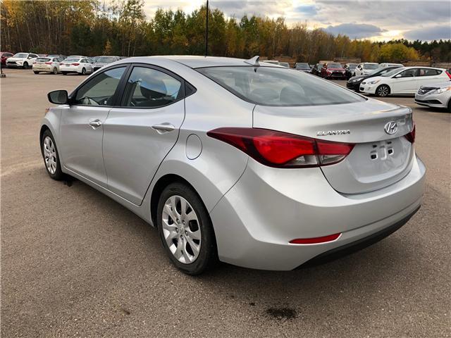 2014 Hyundai Elantra GL (Stk: 18107-1) in Pembroke - Image 3 of 10