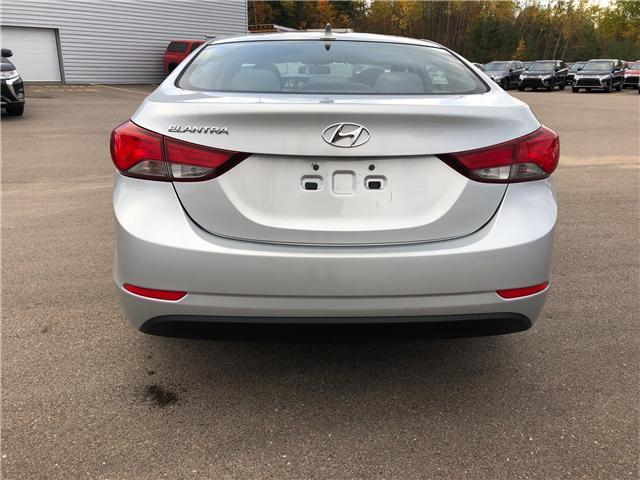 2014 Hyundai Elantra GL (Stk: 18107-1) in Pembroke - Image 4 of 10