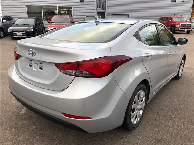 2014 Hyundai Elantra GL (Stk: 18107-1) in Pembroke - Image 5 of 10