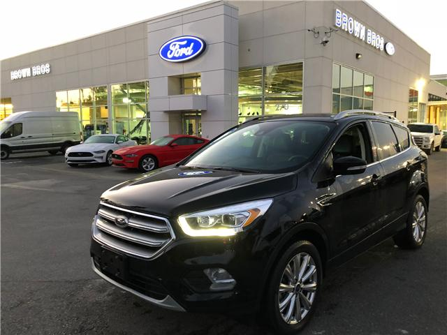 2017 Ford Escape Titanium (Stk: OP18321) in Vancouver - Image 1 of 26