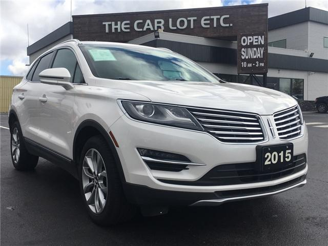2015 Lincoln MKC Base (Stk: 18539) in Sudbury - Image 1 of 14