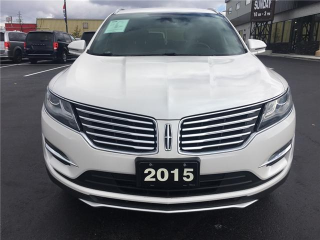 2015 Lincoln MKC Base (Stk: 18539) in Sudbury - Image 2 of 14
