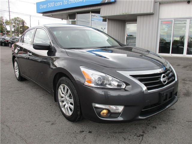 2013 Nissan Altima 2.5 S (Stk: 181528) in Kingston - Image 1 of 12
