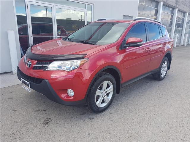 2014 Toyota RAV4 XLE (Stk: A01575) in Guelph - Image 1 of 30