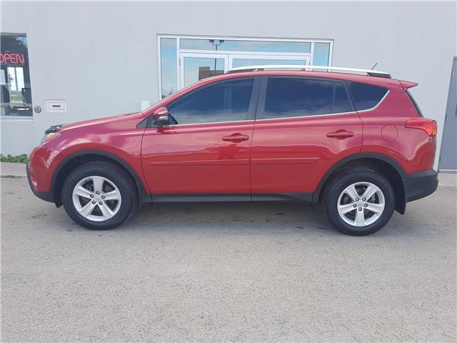 2014 Toyota RAV4 XLE (Stk: A01575) in Guelph - Image 2 of 30