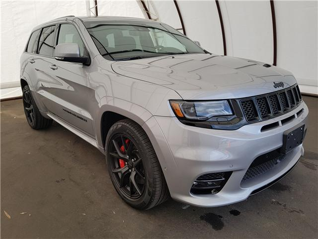 2018 Jeep Grand Cherokee SRT (Stk: 1802011) in Thunder Bay - Image 1 of 9