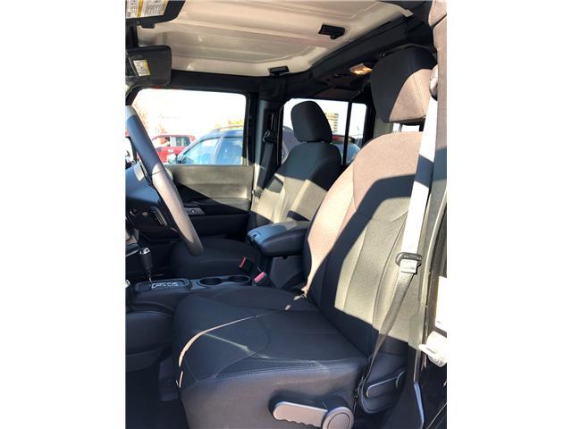 2018 Jeep Wrangler JK Unlimited Sport (Stk: 18-901400) in Abbotsford - Image 13 of 16