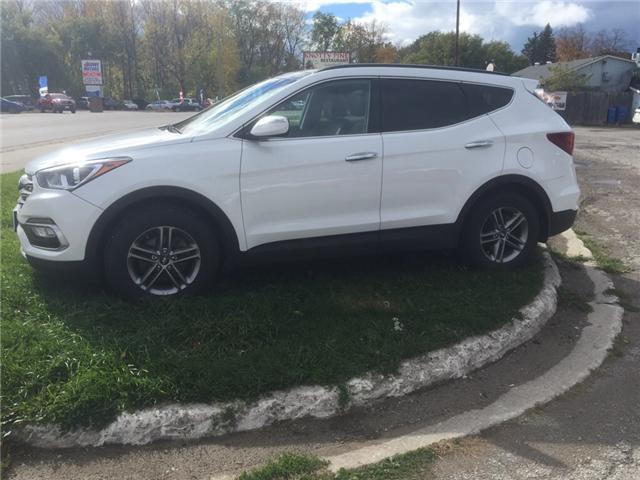2017 Hyundai Santa Fe Sport 2.4 Luxury (Stk: -) in Kincardine - Image 2 of 13