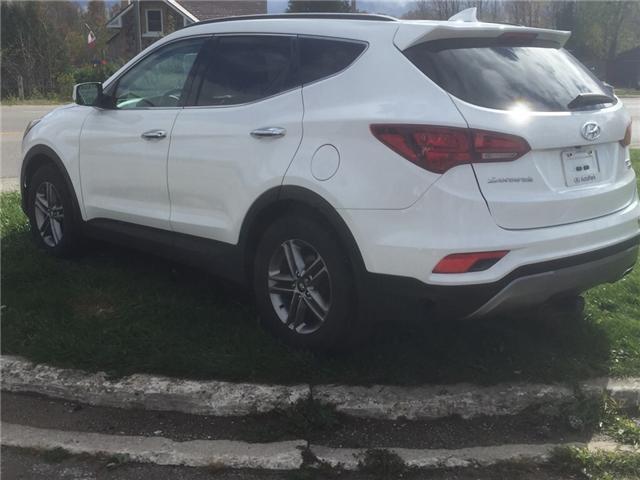 2017 Hyundai Santa Fe Sport 2.4 Luxury (Stk: -) in Kincardine - Image 3 of 13