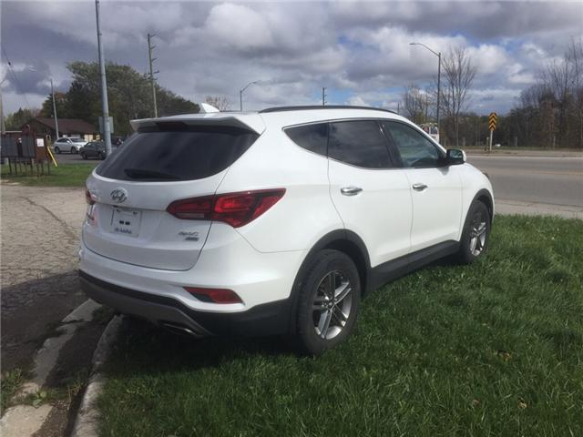 2017 Hyundai Santa Fe Sport 2.4 Luxury (Stk: -) in Kincardine - Image 5 of 13