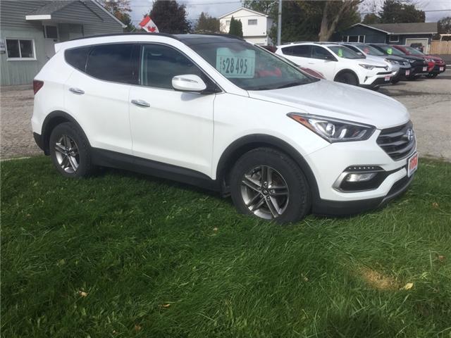 2017 Hyundai Santa Fe Sport 2.4 Luxury (Stk: -) in Kincardine - Image 7 of 13