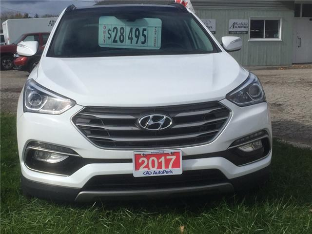 2017 Hyundai Santa Fe Sport 2.4 Luxury (Stk: -) in Kincardine - Image 8 of 13
