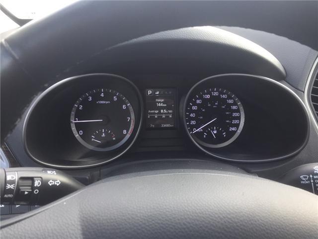 2017 Hyundai Santa Fe Sport 2.4 Luxury (Stk: -) in Kincardine - Image 13 of 13