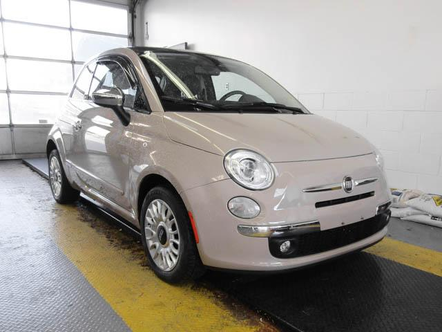 2012 Fiat 500 Lounge (Stk: 9-6003-0) in Burnaby - Image 2 of 23