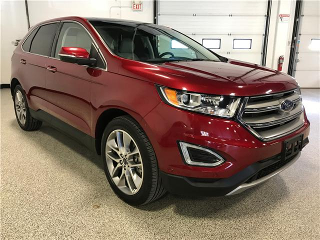 2017 Ford Edge Titanium (Stk: P11841) in Calgary - Image 2 of 13