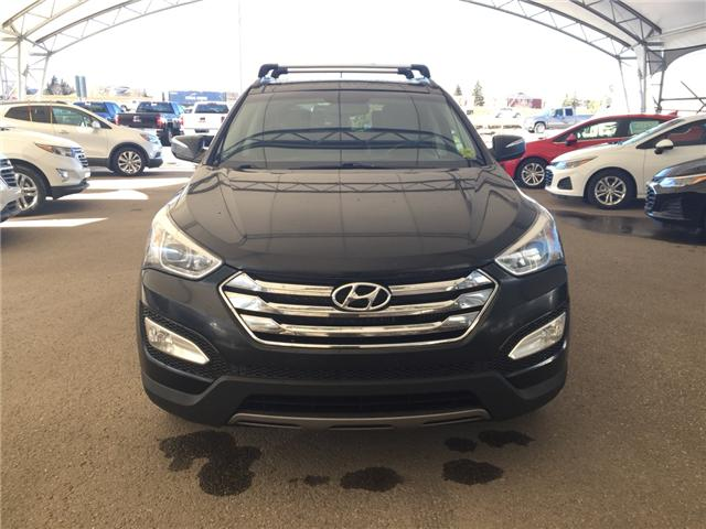 2014 Hyundai Santa Fe Sport 2.0T Limited (Stk: 168370) in AIRDRIE - Image 2 of 26
