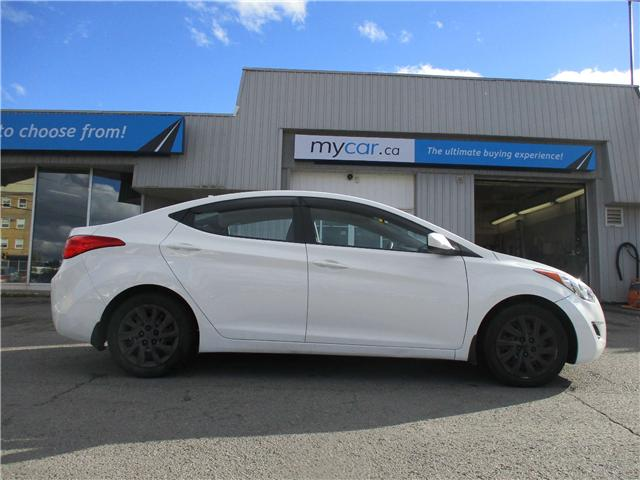 2013 Hyundai Elantra GL (Stk: 181157) in Richmond - Image 2 of 12