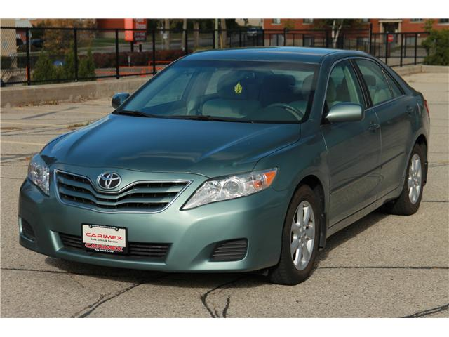 2011 Toyota Camry LE (Stk: 1809425) in Waterloo - Image 1 of 27