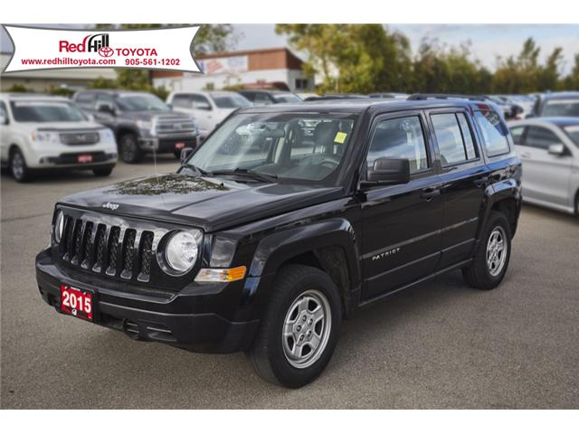 2015 Jeep Patriot Sport/North (Stk: 75016) in Hamilton - Image 1 of 16