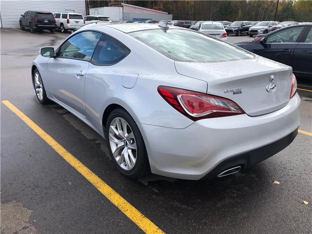 2016 Hyundai Genesis Coupe 3.8 Premium (Stk: 16480) in Pembroke - Image 4 of 12
