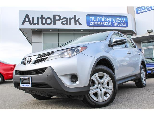 2014 Toyota RAV4 LE (Stk: AP2670A) in Mississauga - Image 1 of 27