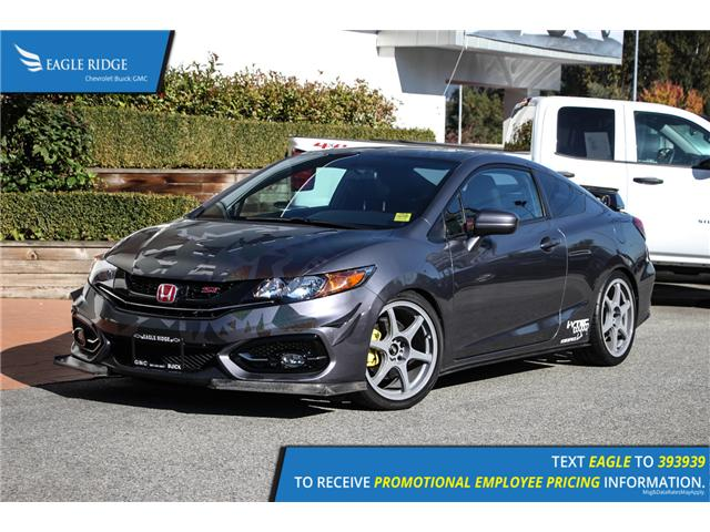 2015 Honda Civic Si (Stk: 158318) in Coquitlam - Image 1 of 17