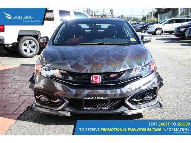 2015 Honda Civic Si (Stk: 158318) in Coquitlam - Image 2 of 17