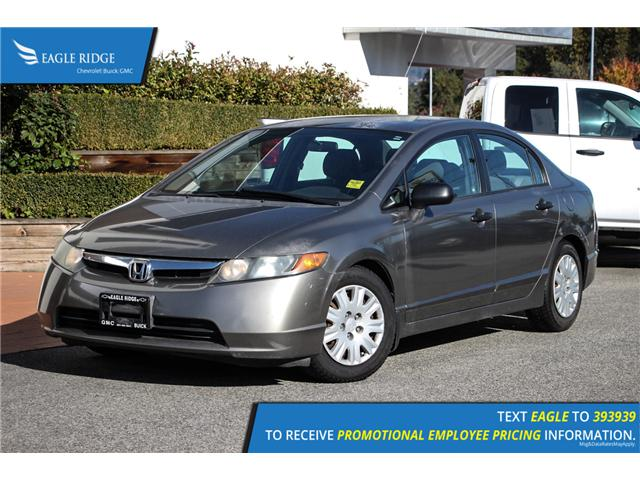 2007 Honda Civic DX (Stk: 078279) in Coquitlam - Image 1 of 14