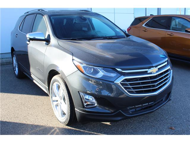 2019 Chevrolet Equinox Premier (Stk: 199198) in Brooks - Image 1 of 25